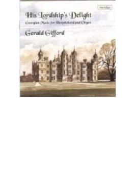 Georgian Music For Harpsichord & Organ
