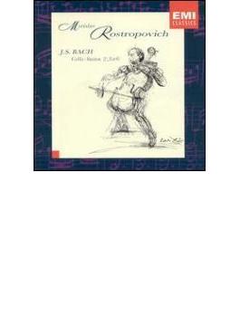 Cello Suites.2, 3, 6: Rostropovich