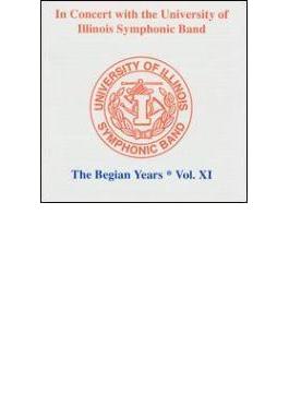 University Of Illinois Symphonic Band Vol.11