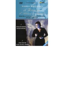 歌劇「ウリッセの帰還」(収録:2002年、チューリヒ歌劇場) カサロヴァ/アーノンクール/シンティッラ管弦楽団/他
