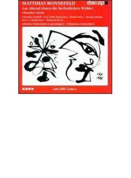 Am Abend Tonen Dis Herbstlichen Walder: Gottschick / Athelas Sinfonietta
