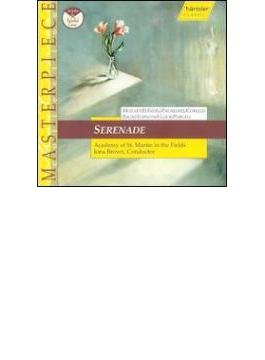 Serenade-baroque Masterpiecs: I.brown / Asmf