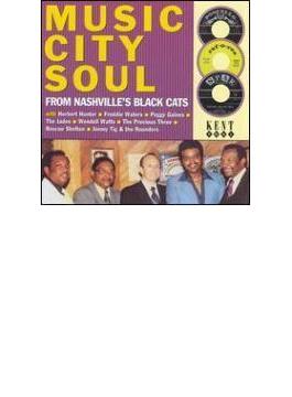 Music City Soul From Nashville's Balck Cats