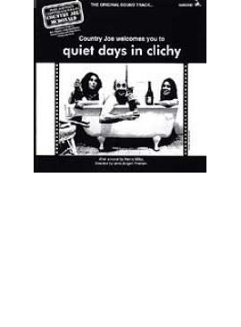 Country Joe Wilcomes You To -quiet Days In Clichy