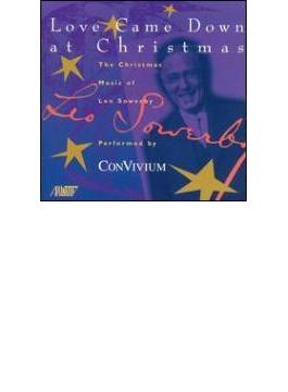 クリスマスの音楽 ジョン・デロリー、パトリシア・スナイダー(指揮)コン・ヴィヴィウム他
