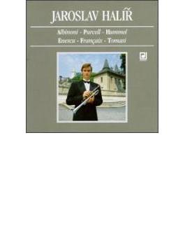 Jaroslav Halir-concertos & Sonatas