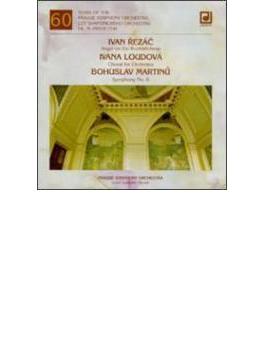 Czech Orchestral Music