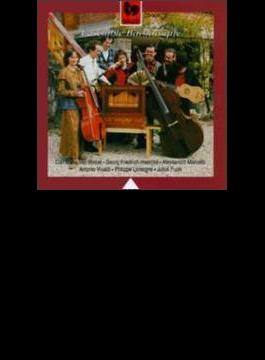 Music For Barrel Organ Ensemble