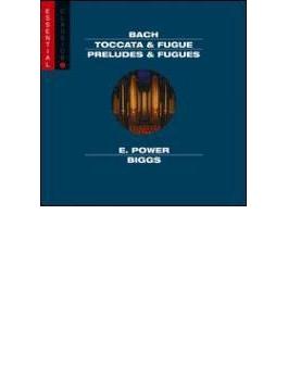 Toccata & Fugue, Passacaglia & Fugue, Preludes & Fugue: Power Biggs(Org)