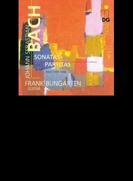(Guitar)sonatas & Partitas Bungarten(G)