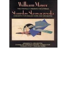 English Horn Concerto: T.stacy(Ehr) Skrowaczewski / Minnesota O