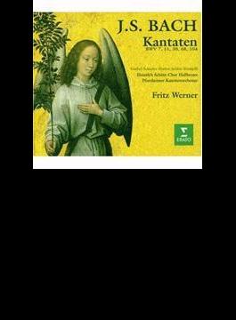 Cantatas: ヴェルナー / プフォルツハイム.co, Etc