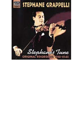 Stephane Tune - Original Recordings 1938-1942