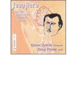 Cello Sonatas: Chretien(Vc) Pikulski(P)