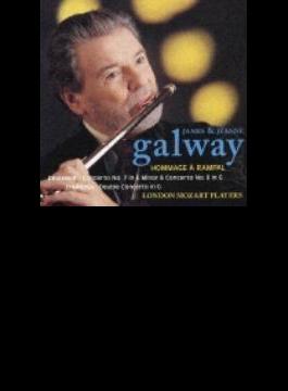 Flute Concertos.7, 8 / : Galway(Fl) / London Mozart Players