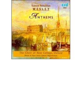 Anthems: Higginbottom / New College Cho