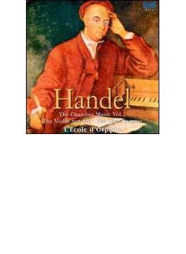 Violin Sonatas: L'ecole D'orphee