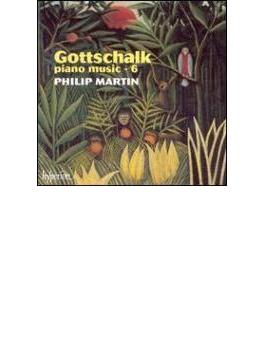 ゴトチョーク:ピアノ作品集6/フィリップ・マーティン(p)