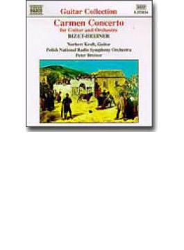 Carmen Concerto: N.kraft(G) Breiner / Polish National Rso