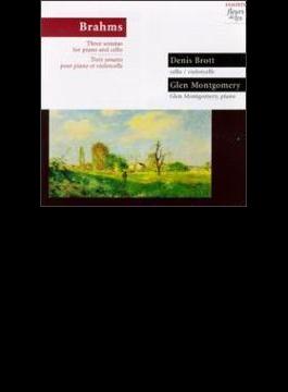 Cello Sonatas: Brott / Montgomery