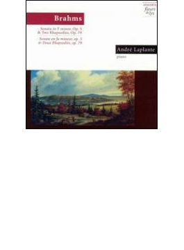 Piano Sonata.3, Rhapsodies: Laplante