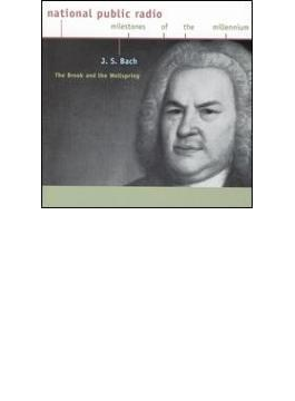 National Public Radio Milestones Of The Millennium J.s.bach