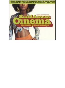 Baadasssss Cinema - Sounds Ofblaxploitation