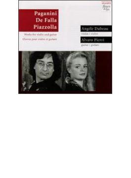 Violin & Guitar-paganini, Falla, P