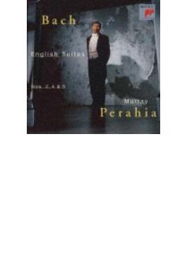 English Suite.2, 4, 5: Perahia(P)