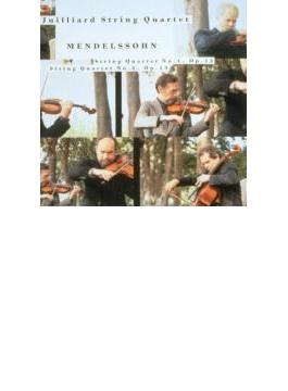 String Quartet, 1, 2, : Juilliard Sq