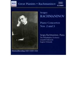 ピアノ協奏曲第2番0p.18/第3番Op.30(ラフマニノフ(p)) ラフマニノフ/ストコフスキー/オーマンディ/フィラデルフィア管弦