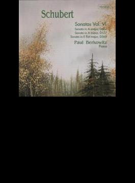Piano Sonatas.4, 7, 13: Berkowitz