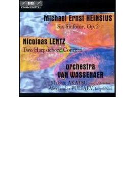 6 Symphonies Op.2: 赤津真言 / Orchestra Van Wassenaer