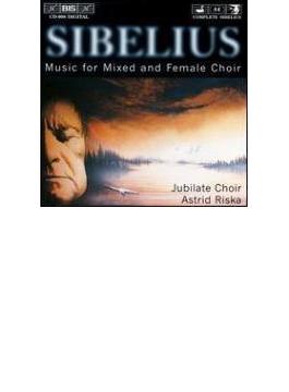 Music For Mixed & Female Choir