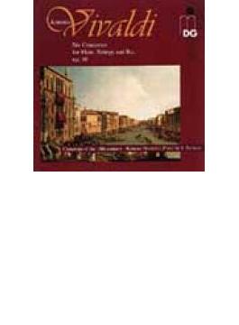 6 Flute Concertos: Hunteler