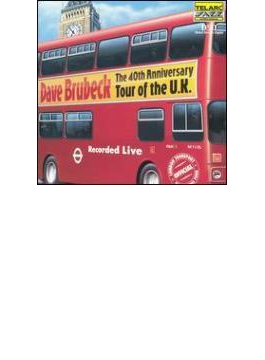 40th Anniversary Tour Of The Uk