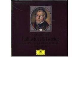 Ballades, Songs: F-dieskau / Demus