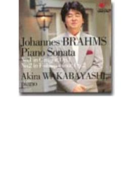 Piano Sonatas.1, 2: 若林顕