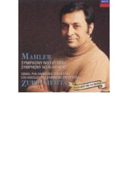 マーラー:交響曲第1番「巨人」、第10番 ズービン・メータ
