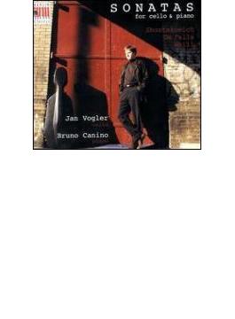 Cello Sonata: Vogler(Vc)canino(P)