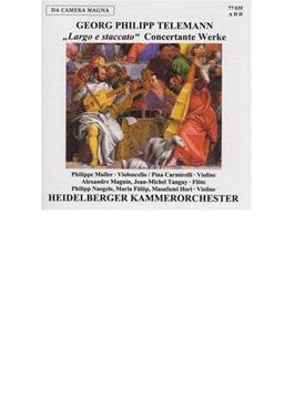 Largo E Staccato-concertante: Heidelberger.co