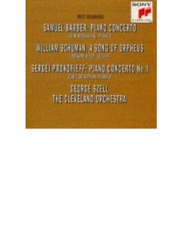 Piano Concerto / 1: Browning, Graffman, Szell / Cleveland.o