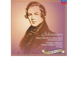 シューマン:ピアノ協奏曲、クライスレリアーナ アシュケナージ/イッセルシュテット