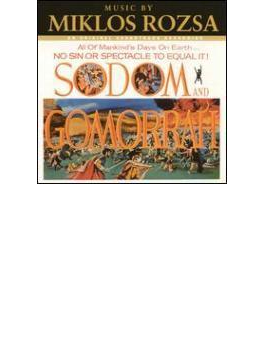 Last Days Of Sodom & Gomorrah- Soundtrack