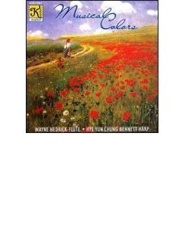 Wayne Hedrick-musical Colors