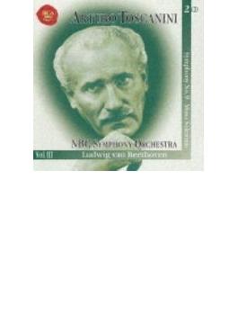 Sym.9, Missa Solemnis: Toscanini / Nbc.so