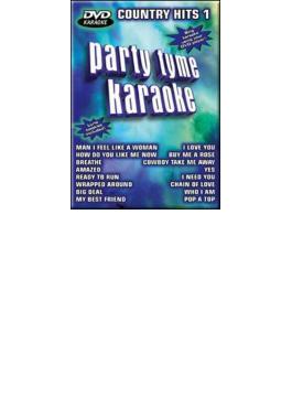 Party Tyme Karaoke - Country Hits 1