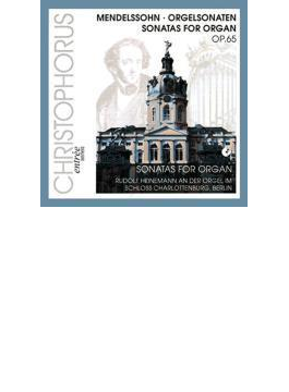 Organ Sonatas: Heinemann(Org)