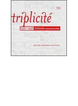 Triplicite 1350-1450: Zorgina Vocal Ensemble