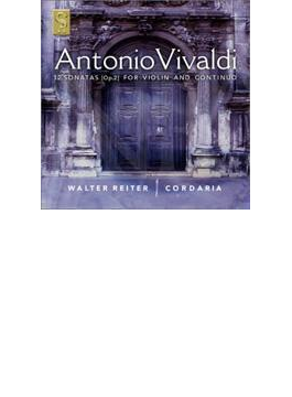 12 Violin Sonatas Op.2: Cordaria(Ensemble)